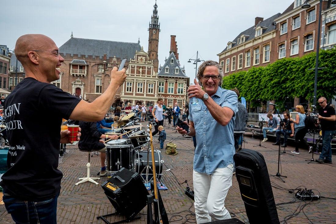 De grootste band van Nederland